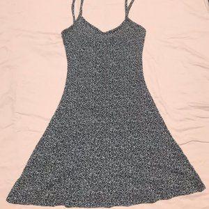 fit n flare knit dress